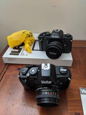 Vivitar 35mm SLR Camera for Sale in Alexandria, VA