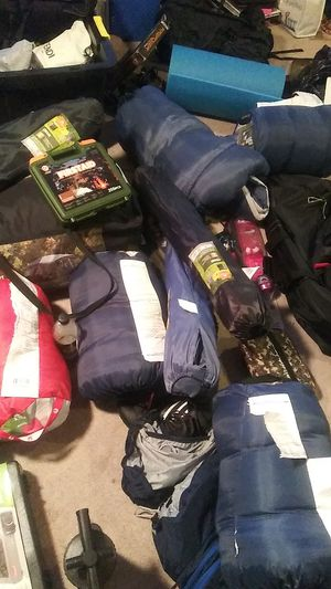 Camping Gear. Tents, Survival Kits, Fishing Rods for Sale in Jonesboro, GA