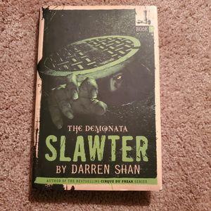 Slawter By Darren Shan for Sale in West Grove, PA