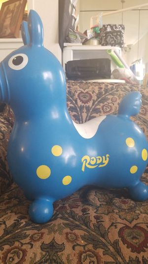 Rody infant bouncing toy for Sale in Salinas, CA