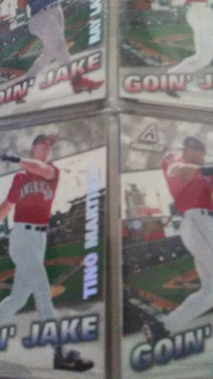 1997 pinnacle baseball cards for Sale in Concord, CA