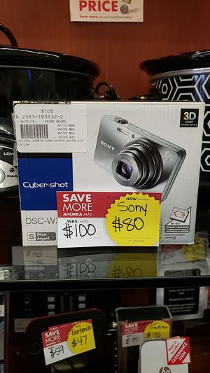 Digital Sony camera for Sale in Chicago, IL