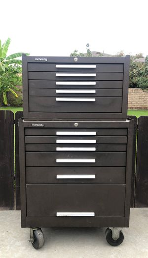 Kennedy tool box top and bottom for Sale in Rosemead, CA