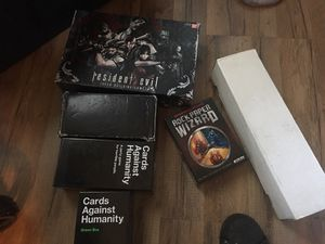Board/Card games and puzzles for Sale in Vancouver, WA