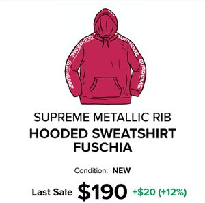 Supreme xl hoodie for Sale in Bridgeton, MO
