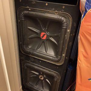 Kicker L5 for Sale in Glendale, AZ
