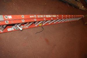 32 ft fiberglass ladder for Sale in Seattle, WA