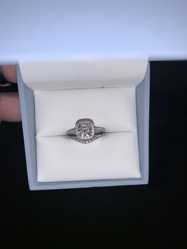 Paid $3,000 Best Offer Charles And Colvard Lab Diamond Signature Collection Flawless 1.76ct Have Warranty And All New