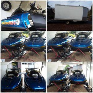 Ski-Doo Snowmobiles for Sale in Gig Harbor, WA
