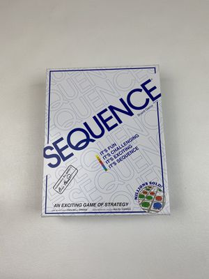 Sequence The Board Game for Sale in Murrieta, CA