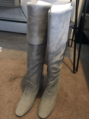Over-knee high heel boots (7.5) for Sale in Columbus, OH