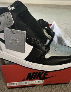 Silver Toe Jordan 1 for Sale in Bridgeton,  NJ