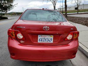 Good condition: Toyota Corolla 2009 for Sale in San Jose, CA