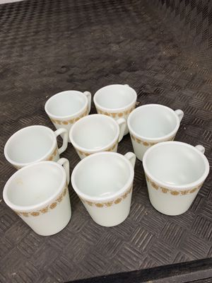 Vintage Pyrex Coffee Cup Butterfly Gold Lot for Sale in Washougal, WA