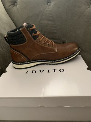 Invito men's shoes for Sale in Dublin, OH