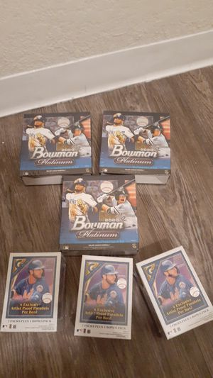 Baseball cards for Sale in Lakewood, CA