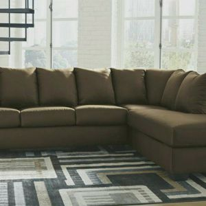 🦋[SPECIAL] Darcy Cafe RAF Sectional by Ashley for Sale in Washington, DC
