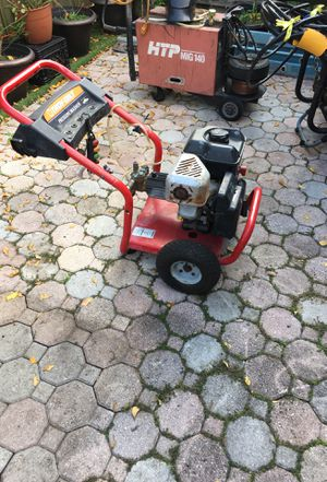 Troy-Bilt PRESSURE WASHER for Sale in Miami, FL