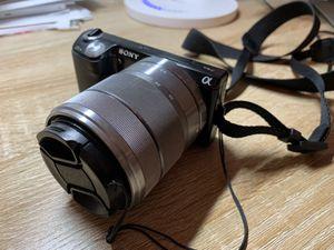 Sony Alpha NEX-5N Digital Camera with 18-55mm Lens for Sale in Lynnwood, WA