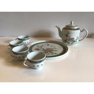 Late 20th Century Tiffany's Tea Set - 6 Pieces for Sale in Washington, DC