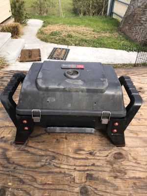 Char broil grill 2 go tru infrared gas propane bbq for Sale in Pittsburg, CA