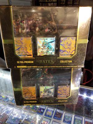 Pokemon Hidden Fates Ultra Premium Collection for Sale in San Bernardino, CA