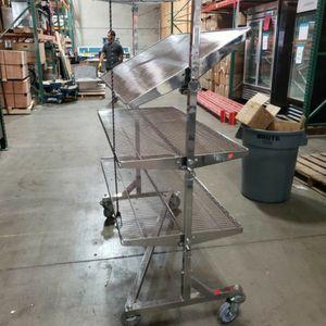 Metal Shelves/storage Shelves for Sale in Rainier, WA
