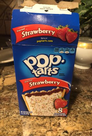 Tiffany's Free delivery for pop tarts for Sale in Bixby, OK