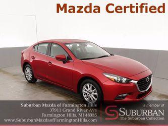 2018 Mazda Mazda3 4-Door for Sale in Farmington,  MI