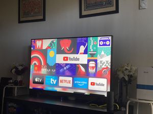 "TCL - 55"" Class - LED - 6 Series - 2160p - Smart - 4K UHD TV with HDR Roku TV for Sale in Sunnyvale, CA"