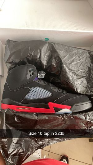 Jordan top 3 5s for Sale in Phoenix, AZ