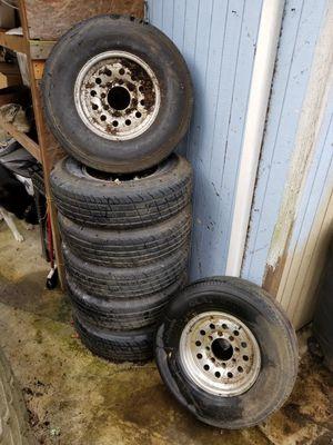 Trailer tires for Sale in Renton, WA