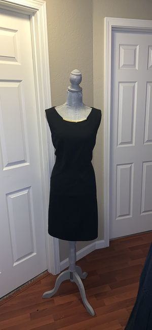 Ck by Calvin Klein collection Size 16 little Black Dress - MUST HAVE!!!! for Sale in Bothell, WA