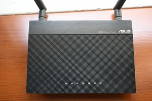 ASUS RT N12 wireless router for Sale in Queens, NY