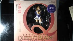 Queen's Blade action figure for Sale in Dallas, TX