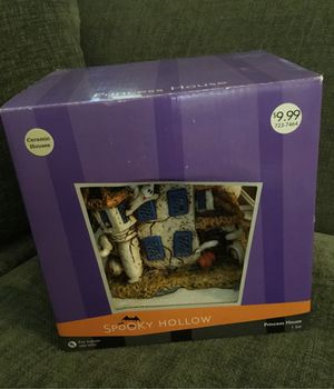 Spooky Halloween Ceramic Princess House ~ New in Box for Sale in West Palm Beach, FL