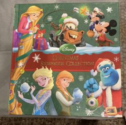 Disney Christmas Storybook Collection Book for Sale in Waco,  TX