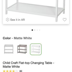 Baby Changing Table for Sale in San Jose, CA