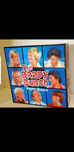 The Brady Bunch Board Party Game SEALED for Sale in Riverside, CA