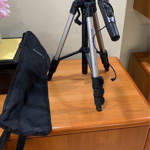Sony Remote Control Camcorder Tripod for Sale in Danville, CA