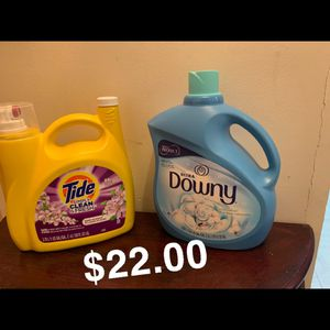 Tide & Downy for Sale in The Bronx, NY