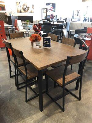 Adler 7pc Dining Table Set 💥 for Sale in Virginia Gardens, FL
