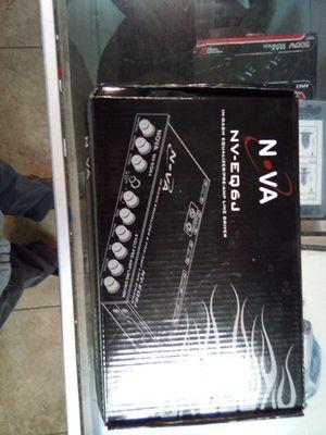Nova nv-eq6j for Sale in Las Vegas, NV