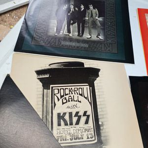 Kiss Comic Book,kiss Army Musium Club Papers, for Sale in Tucker, GA