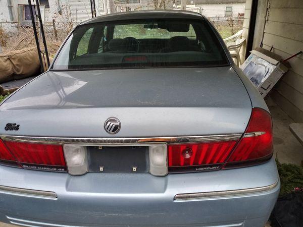 1999 grand marquis 117,000 miles