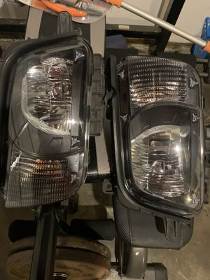 Headlights for Chevy camaro 2010-2013 for Sale in Portland, OR