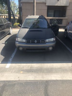 1999 Subaru Legacy Outback pick up only for Sale in Glendale, AZ