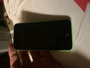 iPhone 5c works fine for Sale in Rockville, MD