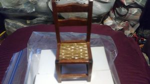 VINTAGE Doll Furniture Chair '1980 for Sale in Ocoee, FL