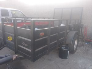 Carson Shelby 5101 10ft Utility Trailer for Sale in Concord, CA